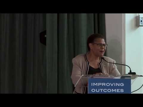 9. Rep. Karen Bass - GRACE Foster Care Conference - 7/29/13