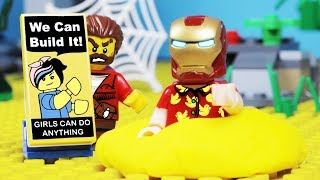 Download Song Lego Iron-Man Beach Suit Stolen in Lego City Free StafaMp3