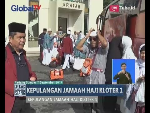 Youtube info haji embarkasi padang