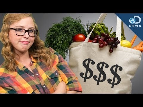 Does It Cost More To Eat Healthy?