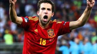 Spain Vs. Italy 2-0 - Jordi Alba Goal - UEFA Euro 2012 - Full HD
