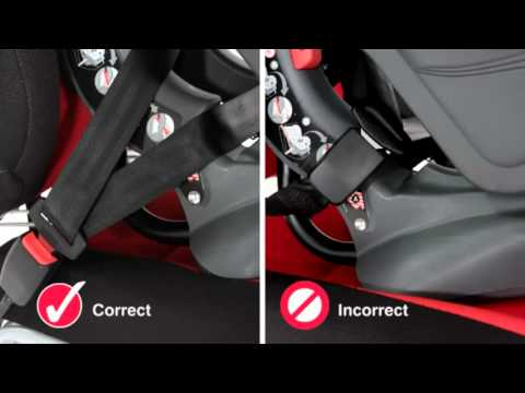 Britax Install Car Seat Front Facing