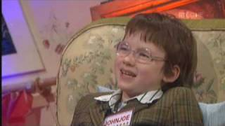 The Late Late Toy Show: JohnJoe Brennan