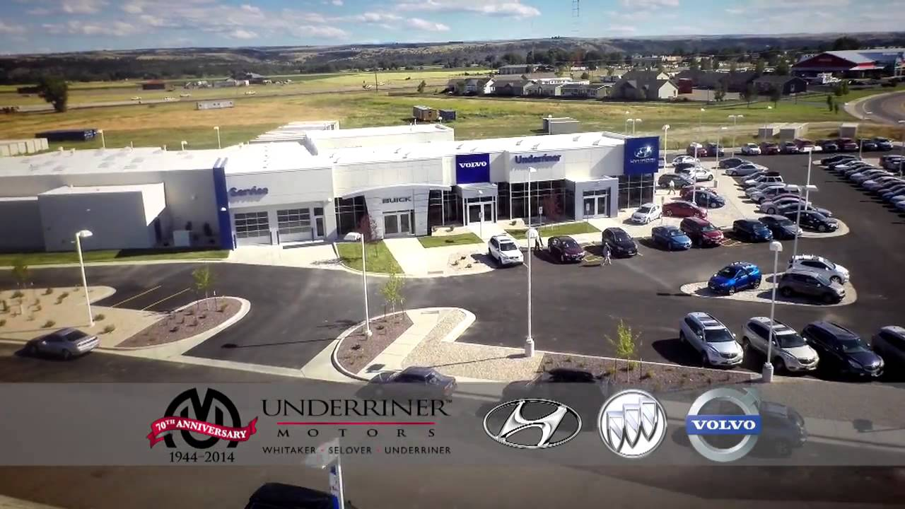 Underriner Motors Fall 2014 Campaign Youtube