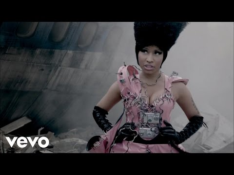 Nicki Minaj - Fly ft. Rihanna Music Videos