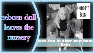 ERIN Say Goodbye Slideshow / Tibby Scuplt Reborn Doll