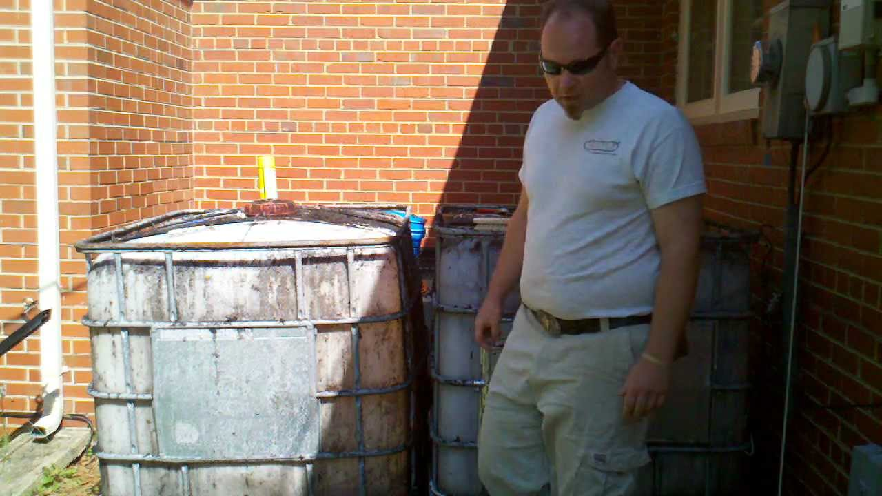 Craigslist Ibc Containers For Aquaponics And An Anaerobic