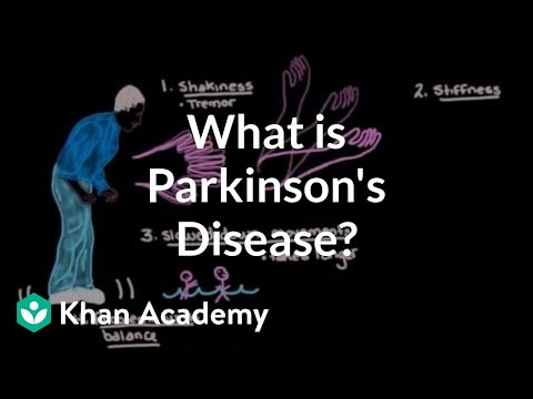 What is Parkinson's disease? | Nervous system diseases | NCLEX-RN | Khan Academy thumbnail