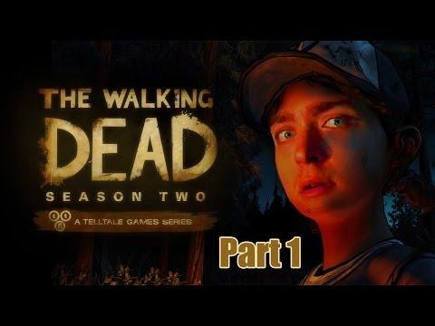 "The Walking Dead: Season 2 - Part 1 ""TEENAGE VIOLENCE"""