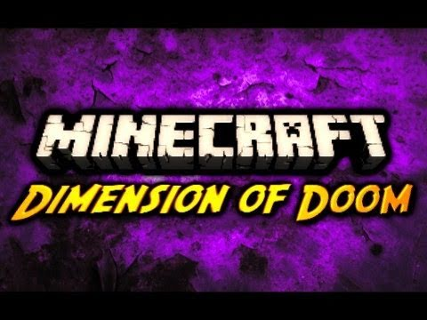 Minecraft Maps - Dimension of Doom - Pt. 1 (Adventure Map)