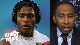 Stephen A. agrees with Deion Sanders calling for the Jaguars to sit Jalen Ramsey | First Take