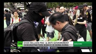 China furious with Taiwan over Hong Kong meddling (Full show)