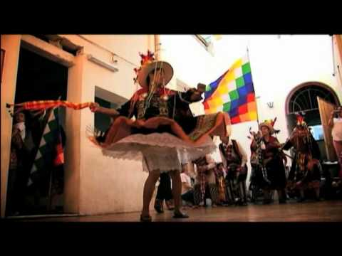 Arbolito - Baila Baila (Video Oficial 2010)