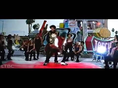Larry & Laurent | Les Twins | Les Twins Freestyle On ABCD2! (India Movie)