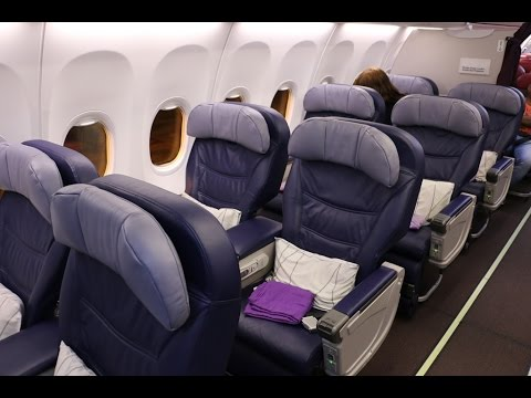 Malaysia Airlines Business Class, Bali to Kuala Lumpur, Boeing 737 800