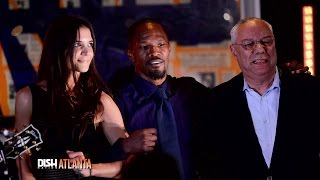 JAMIE FOXX & KATIE HOLMES ARE TAKING IT TO THE NEXT LEVEL