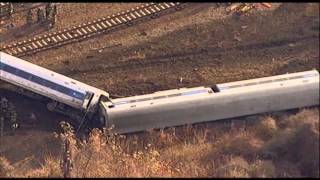 Multiple Deaths in (NYC) Train Derailment   12/1/13