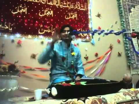 Manqabat 3 3 Recited By A Great Poet From Melbourne On July 30, 2011 video