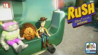 Rush: A Disney-Pixar Adventure - Mr. Pricklepants' Toy Story Adventure (Xbox One Gameplay)