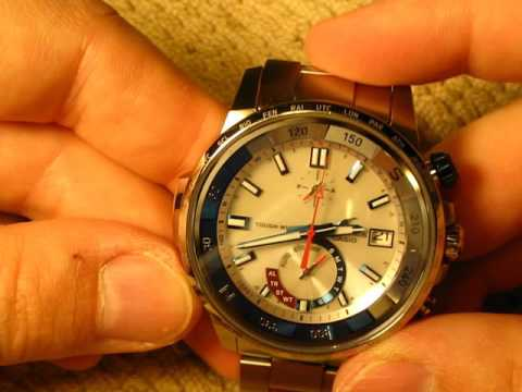 Casio Oceanus премиум часы со стрелками CasiobogRU
