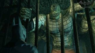 Batman: Arkham City - Easter Egg #6 - Killer Croc