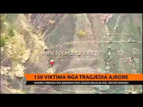 Tragjedi ajrore në Alpet e Francës - Top Channel Albania - News - Lajme
