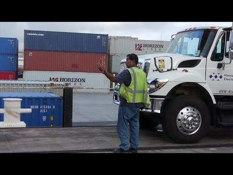 Hawaiian Electric sends equipment, crews to Big Island