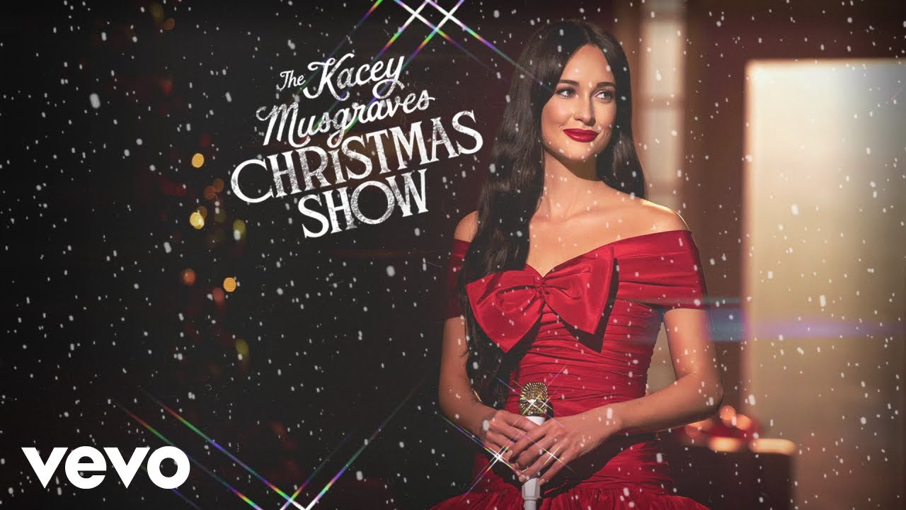 "Kacey Musgraves - ""Let It Snow""など10曲の試聴音源を公開 新譜「The Kacey Musgraves Christmas Show」soundtrack 2019年11月29日配信開始 thm Music info Clip"
