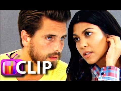Kourtney Kardashian Breaking Up With Scott Disick?
