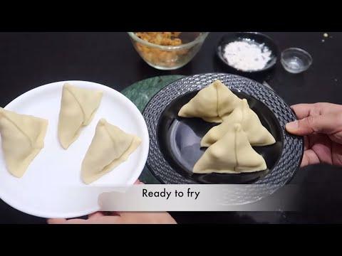 Samosa Recipe | Bengali Singara Recipe | दुकान जैसा समोसा | KabitasKitchen