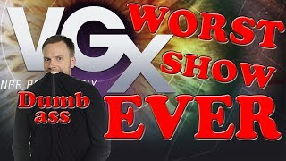 VGX AWARDS SUCKED ASS | JOEL MCHALE WORST HOST IN VGA HISTORY