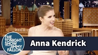 Anna Kendrick Went to a Sexy Haunted House