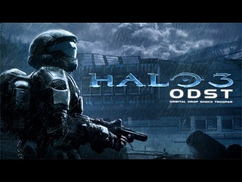 Halo 3: ODST: Game Movie
