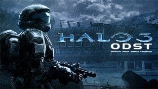 Halo 3: ODST - Game Movie