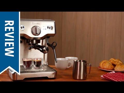 Review: Breville Duo-Temp Pro Espresso Machine