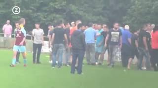 Kort Scheidsrechter Serooskerke mishandeld (Omroep Zeeland)