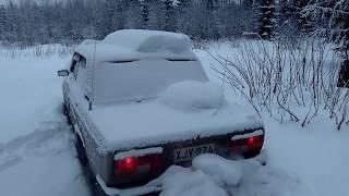 Lada 21051 (1700S) Cold start