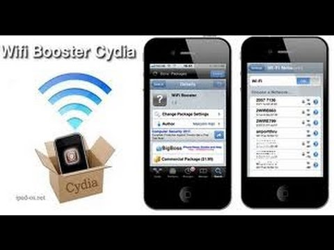 Wifi Booster Jailbreak Tweak Updated For iOS 6
