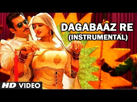 Dagabaaz Re Instrumental Song (Electric Guitar) | Dabangg 2 Movie | Salman Khan, Sonakshi Sinha
