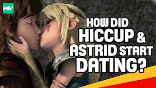 How Did Astrid  Hiccup Start Dating  How To Train