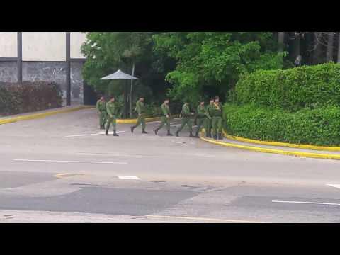 Plaza Revolution Havana Cuba on 28 June 2016 by Abu Shayan