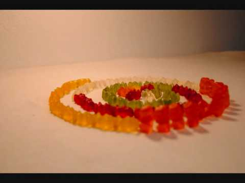 StopMotion HARIBO Goldbears