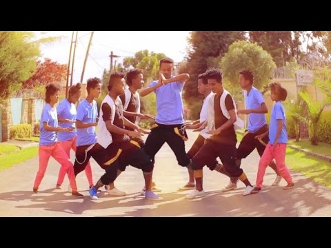 Biruk Befkadu - Gerie Chancha - Official Video clip - New Ethiopian Music 2016