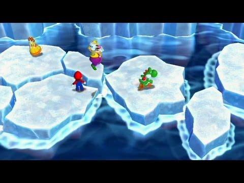 Mario Party 9: DK's Jungle Ruins - Mapa Completo