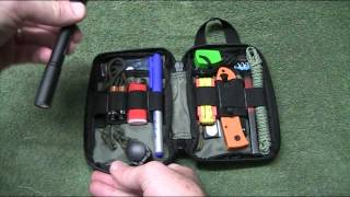 Maxpedition Mini Pocket Organizer EDC Update
