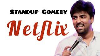 Netflix le lia Dosto | Stand-Up Comedy by Pratyush Chaubey