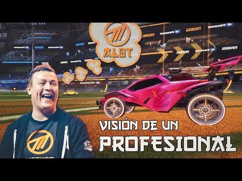 VISIÓN DE UN PROFESIONAL - al0t ~ Rocket League