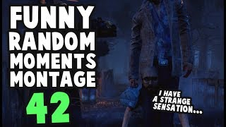 Dead by Daylight funny random moments montage 42