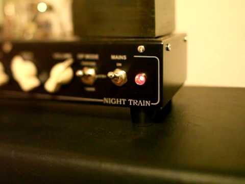 METAL TONE from Blackstar HT Dual + Vox Night Train 15 watt all tube