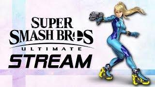 🔴 Super Smash Bros Ultimate (Nintendo Switch) - Release Stream!